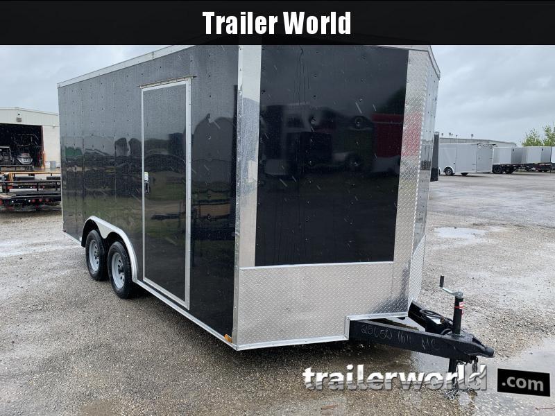 2021 25650 8.5' X 16' Enclosed Cargo Trailer