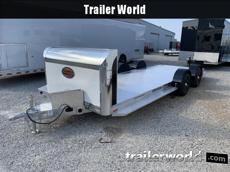 2022 Sundowner Trailers 20' Flatbed Trailer