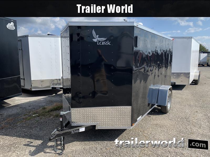 2022 76542 6 x 12SA Enclosed Cargo Trailer