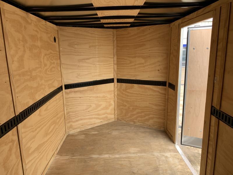 2021 75746 7 x 14'TA Enclosed Cargo Trailer
