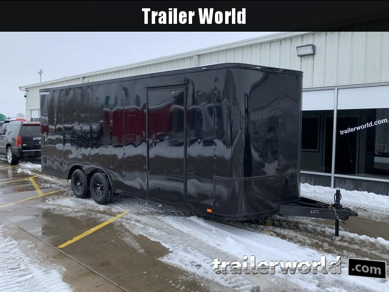2021 Lark 8.5X20'TA Car / Racing Trailer