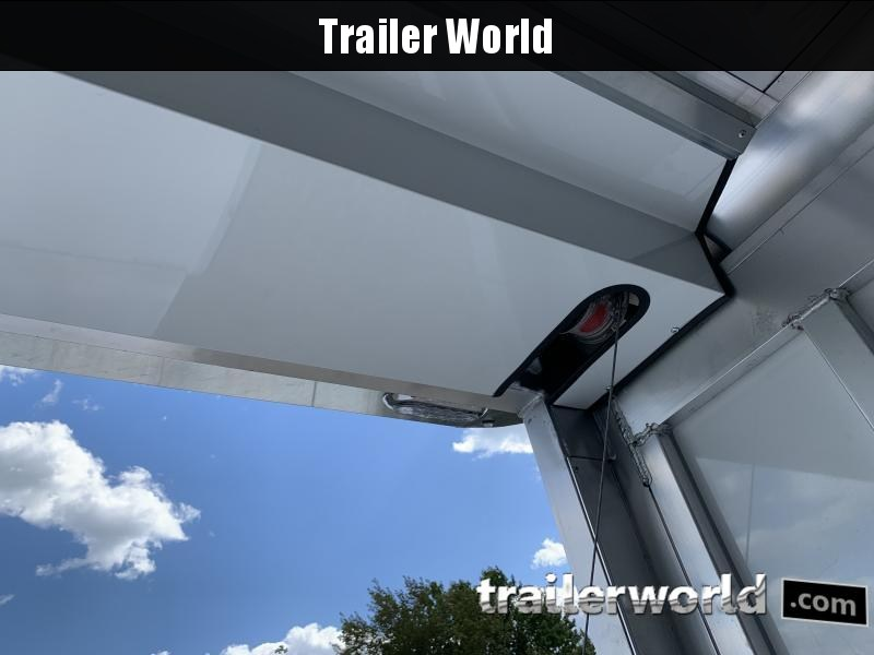 2021 Sundowner 52' Aluminum Enclosed 3 Car Enclosed  Trailer