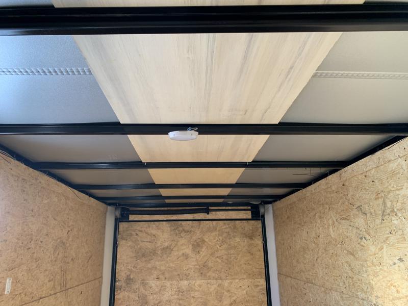 2022 76494 6 x 12SA Enclosed Cargo Trailer