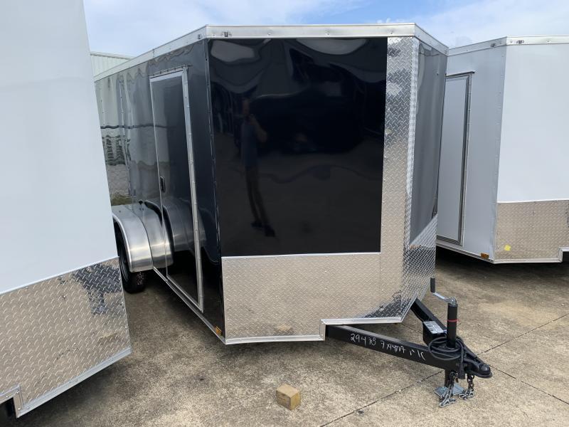 2022 29478 7 x 14'TA Double Door Enclosed Cargo Trailer