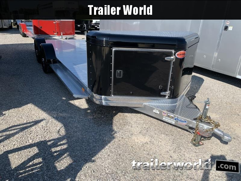 2021 Sundowner ULTRA 22'  Tandem Aluminum Open Car Hauler Trailer
