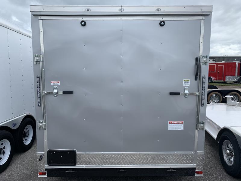 2021 26241 7 x 12'TA Cargo / Enclosed Trailer