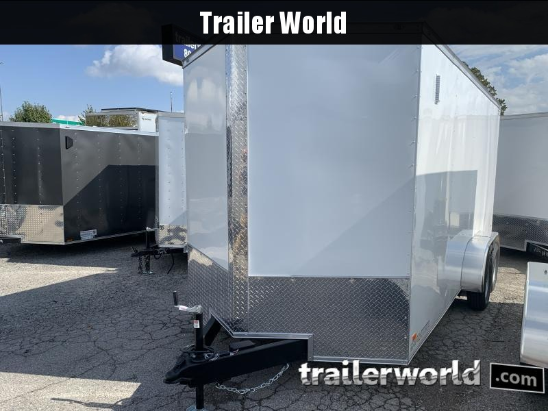 2022 Covered Wagon Trailers 7' X 16'TA Enclosed Cargo Trailer