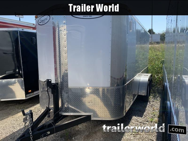 2017 Arising 7' x 14'TA Enclosed Cargo Trailer