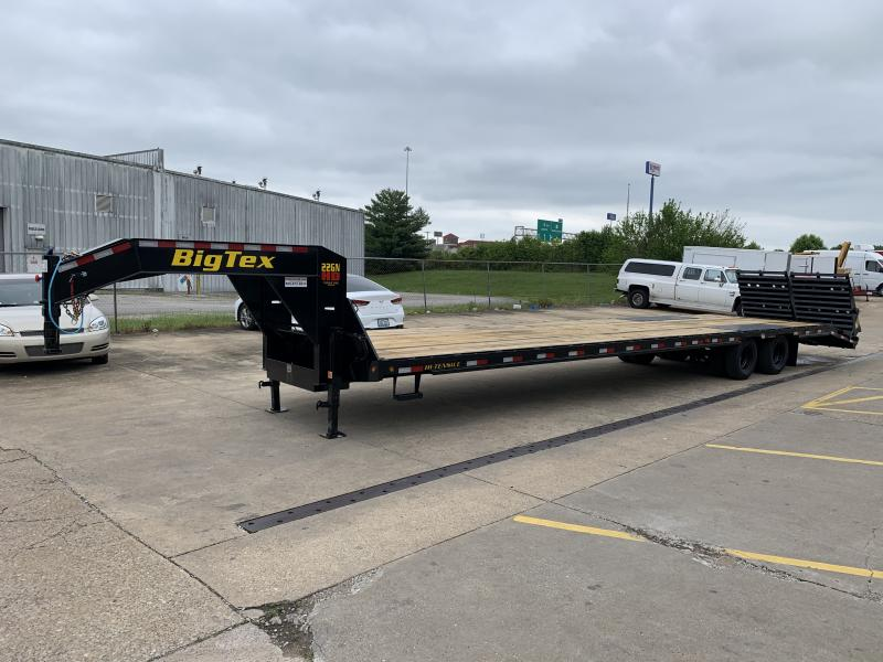 2021 Big Tex Trailers 22GN 35'+5' Equipment Trailer