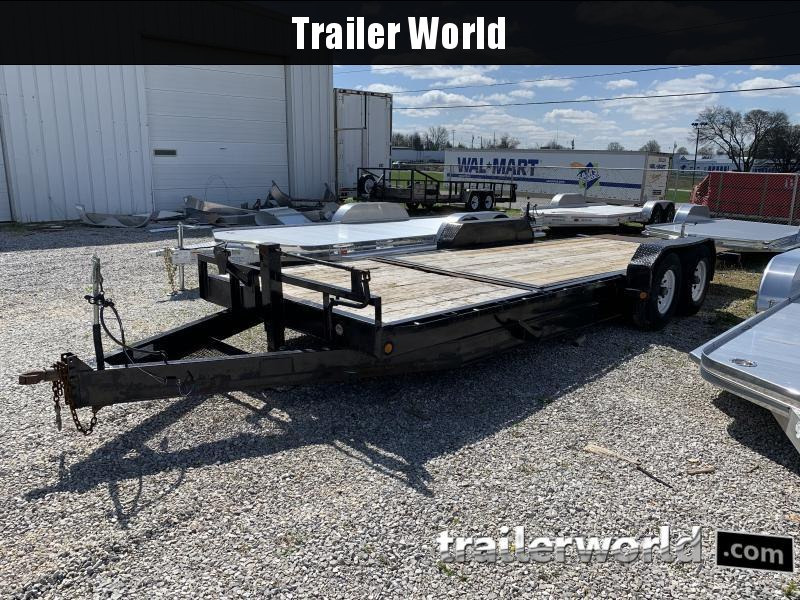 2015 PJ Trailers 22' Equipment Trailer