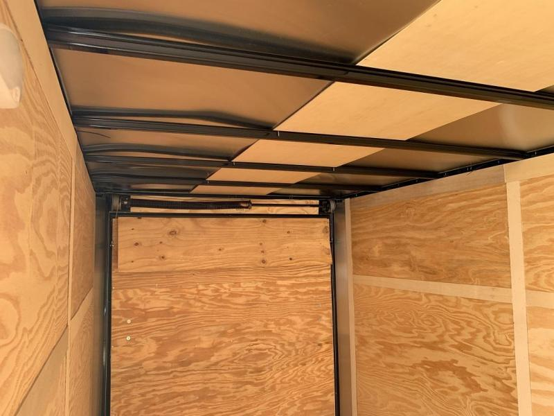 2021 Continental Cargo 7' x 14' x 6'3 Enclosed Cargo Trailer