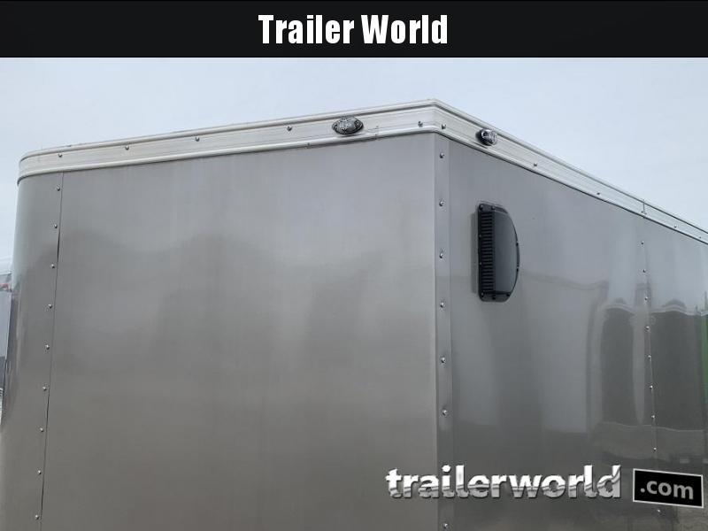 2020 Continental Cargo 7' x 14' x 6.3' Vnose Enclosed Cargo Trailer