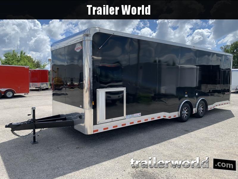 2022 Cargo Mate Eliminator 28' Race Trailer