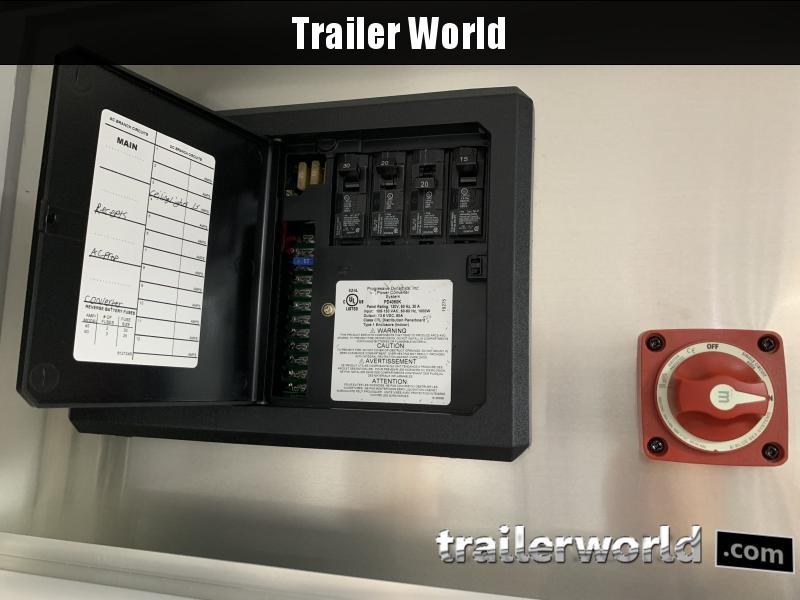 2021 inTech Lite Trailers 20' Car Trailer