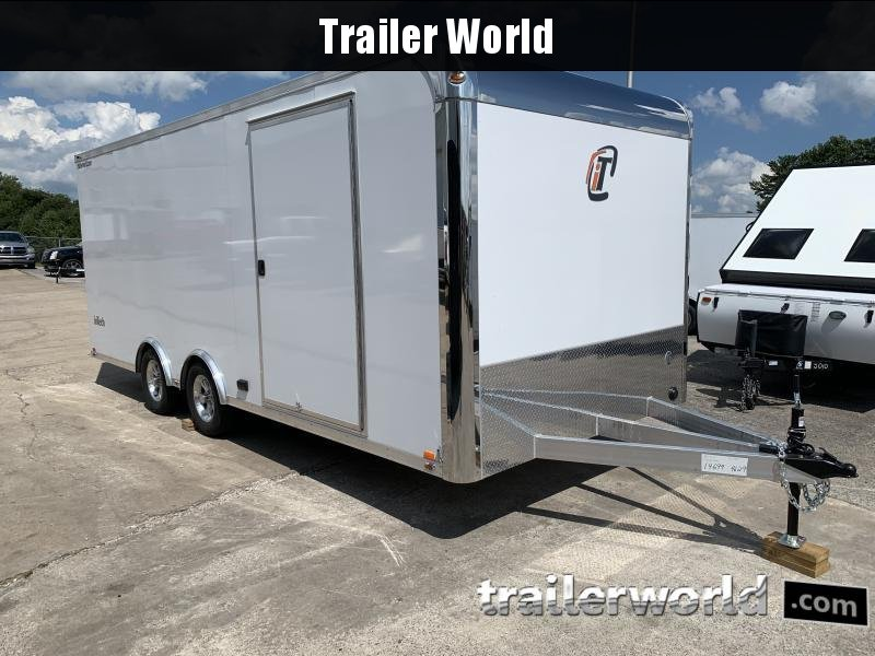 2021 inTech Lite Trailers 20' Car Trailer