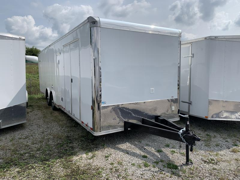 2021 Continental Cargo 30' Race Trailer
