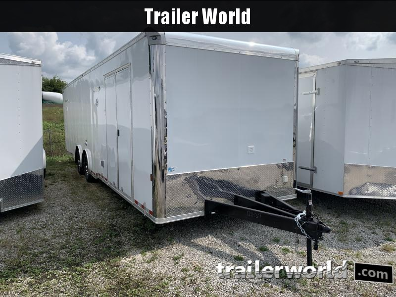 2021 Continental Cargo 30 Race Trailer