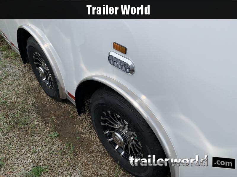 2021 Continental Cargo 30 Race Trailer