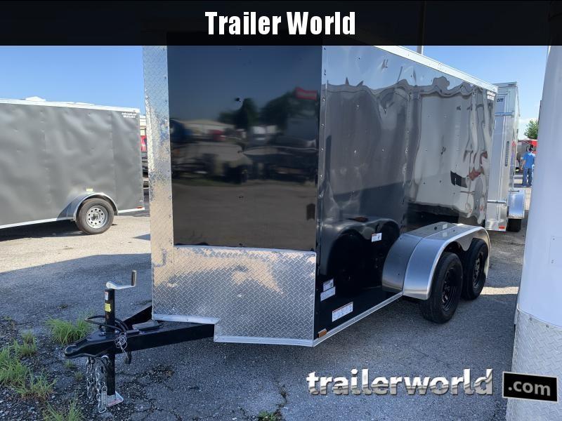 2021 26341 6 x 12'TA Enclosed Cargo Trailer