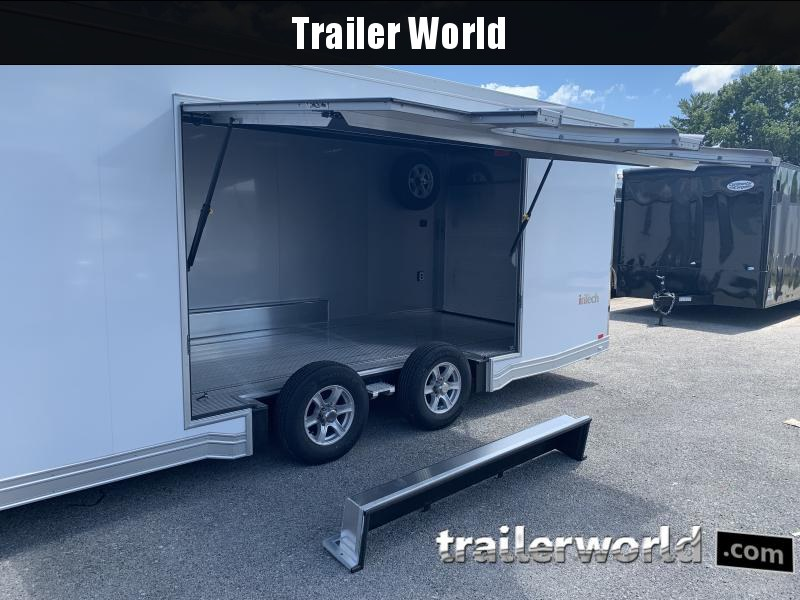 2021 inTech Trailers 28' Full Access Door Car Trailer