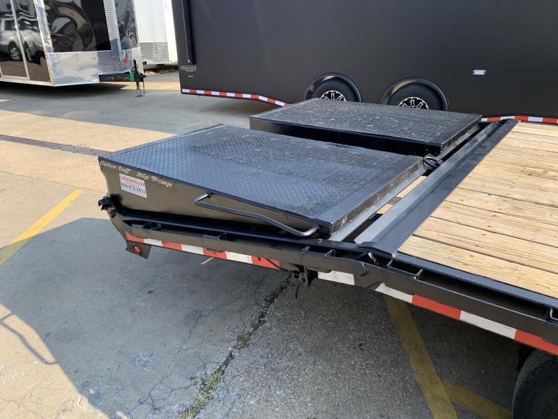 2022 Gatormade Trailers 25' Equipment Trailer