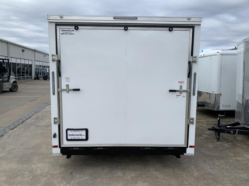 2021 Covered Wagon Trailers 8x20TA Vending / Concession Trailer
