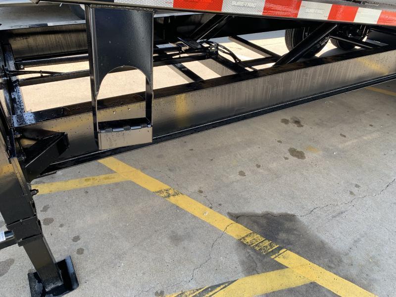 2020 Sure-Trac 102x22 Deckover Power Tilt Tandem GN 17.6K