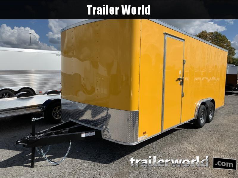 2021 CW  8' x 20' x 7' Vending / Concession Trailer