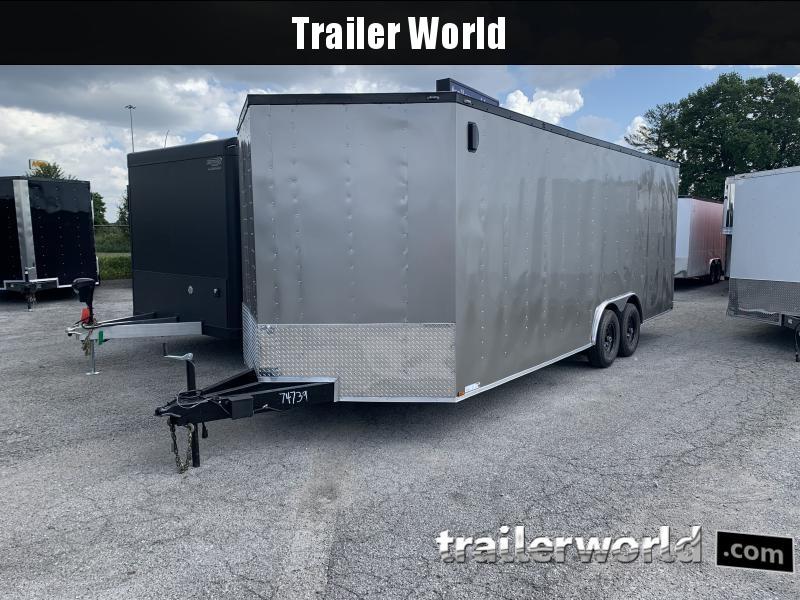 2022 74739 8.5 X 22'TA Car / Racing Trailer