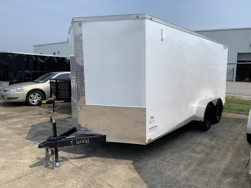 2022 27866 7 x 16'TA Enclosed Cargo Trailer