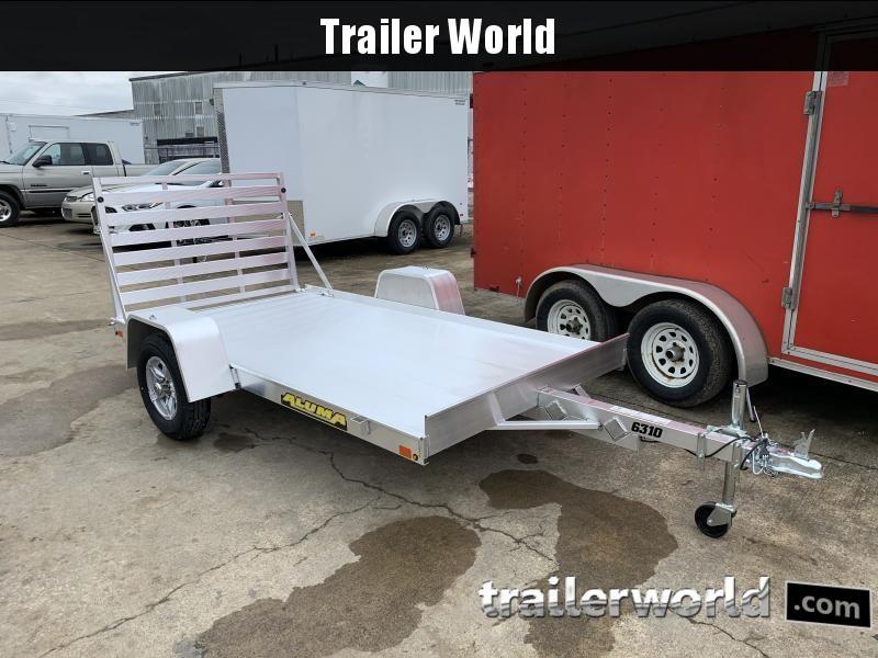 2022 Aluma 6310S-TG Utility Trailer