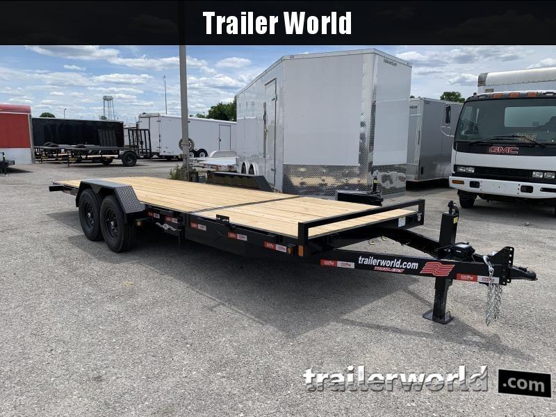 2021 Liberty 14K 83 X 22' Equipment Trailer