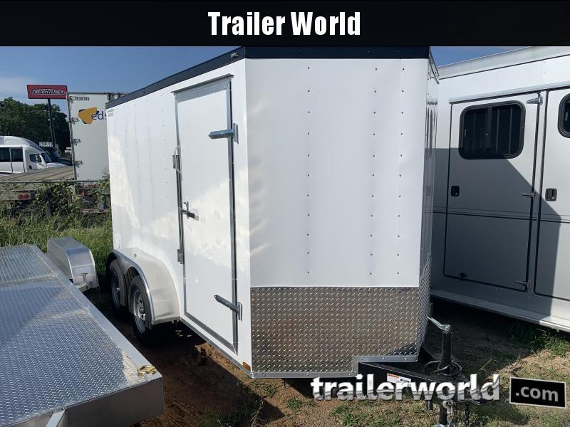 2022 76242 6X12TA Enclosed Cargo Trailer