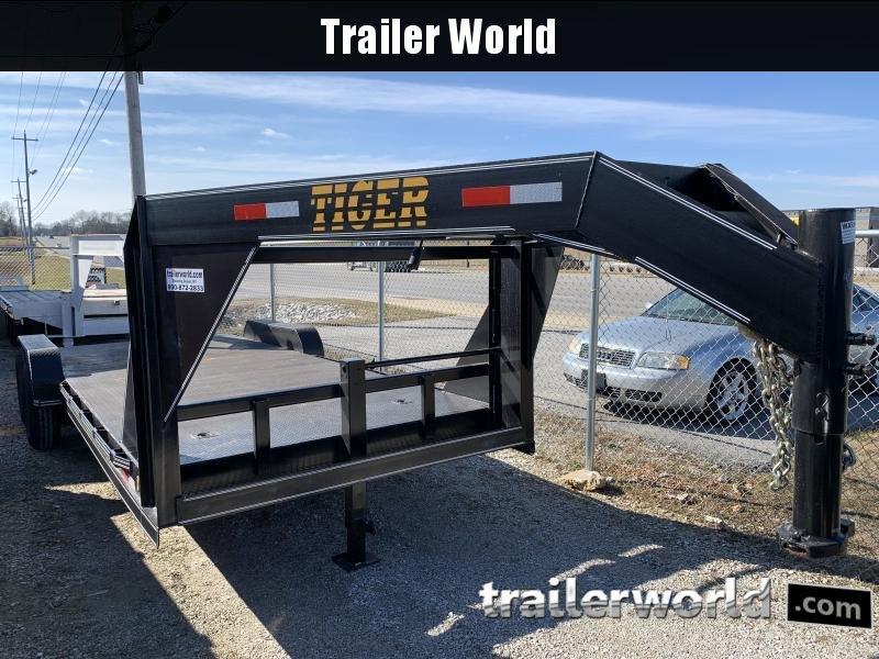 2017 Tiger 8320T7KGN Equipment Trailer