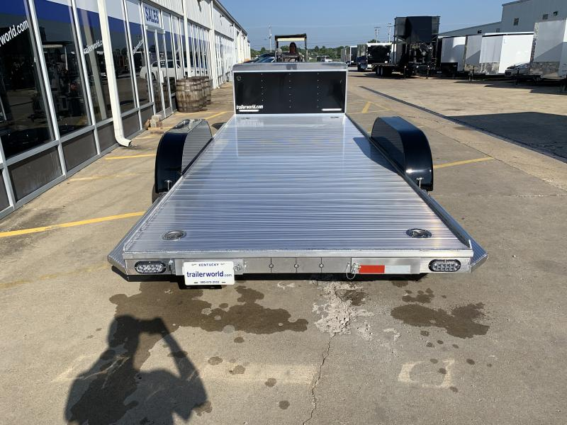 2022 Sundowner ULTRA Aluminum Open Car Hauler Trailer 22'