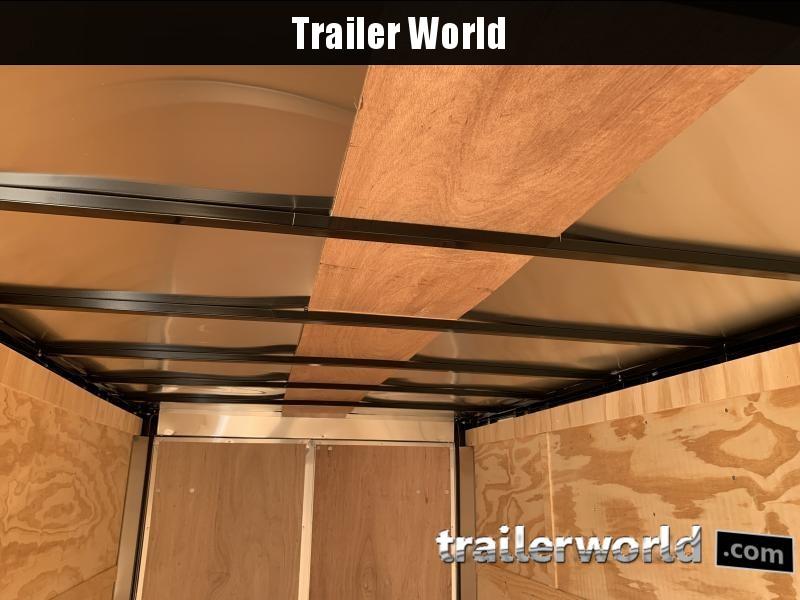 2021 CW 7' x 16' x 7' Vnose Enclosed Cargo Trailer