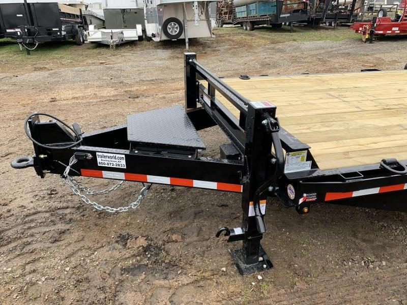 2020 Sure-Trac  20' Equipment Trailer 16k GVWR
