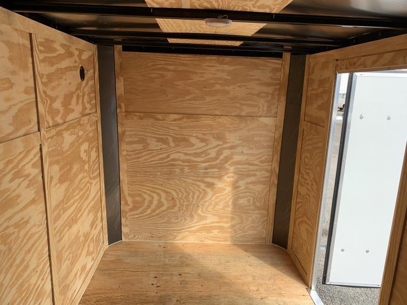 2021 75962 6 x 12'SA Enclosed Cargo Trailer