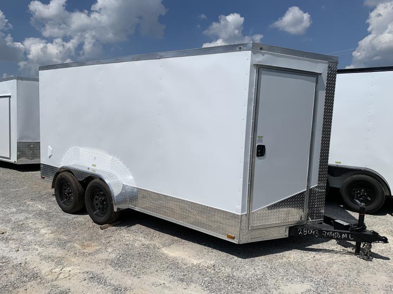 2022 28043 7 x 14'TA Enclosed Cargo Trailer