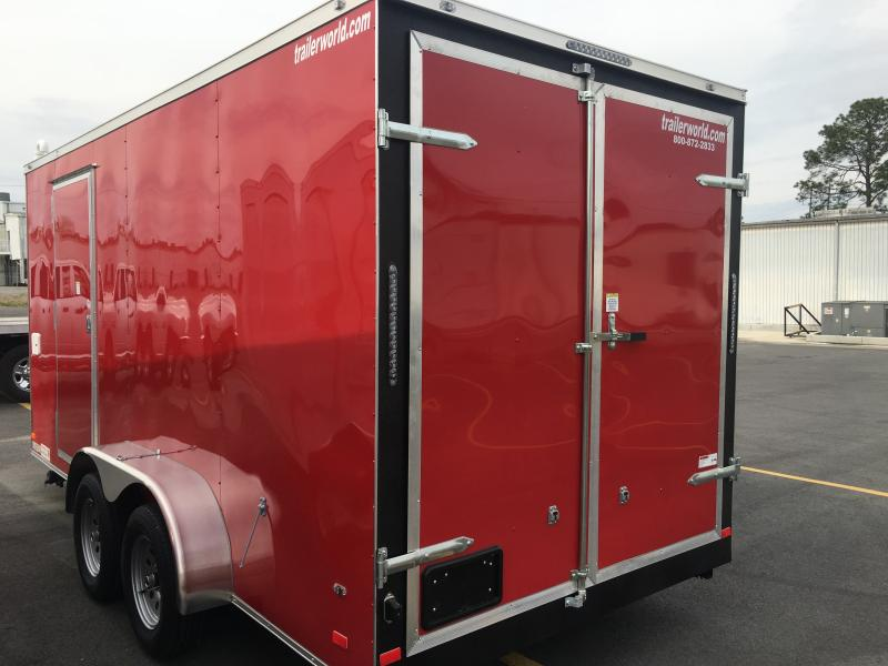 2021 Covered Wagon Trailers 20' Vending / Concession Trailer