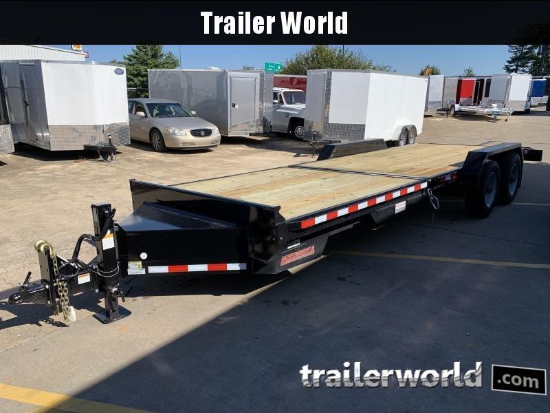 2022 Midsota  TBHD-24' Tilt Bed Equipment Trailer 22k GVWR
