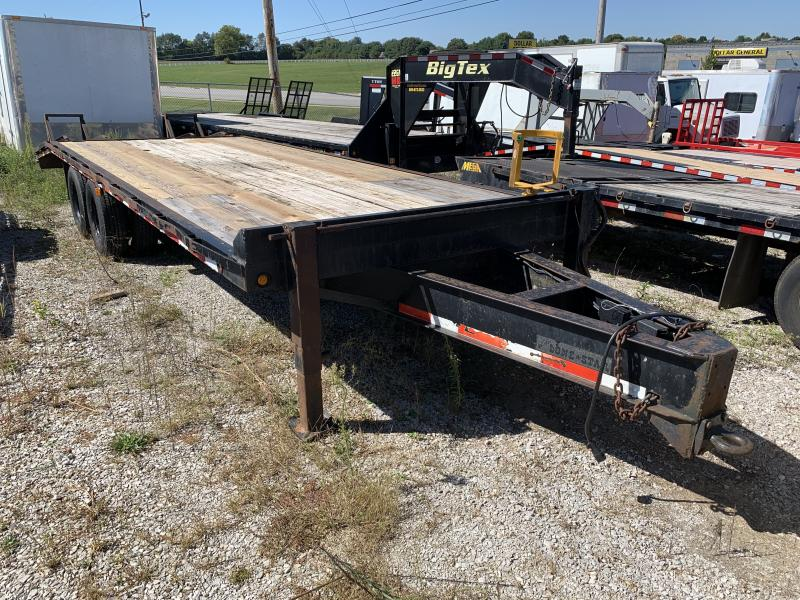 2001 Other 25+5 Pintle Equipment Trailer