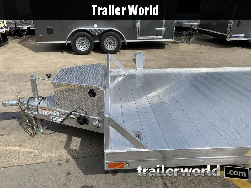 2021 Sundowner 4000AP - 22' Aluminum Open Car Hauler Trailer