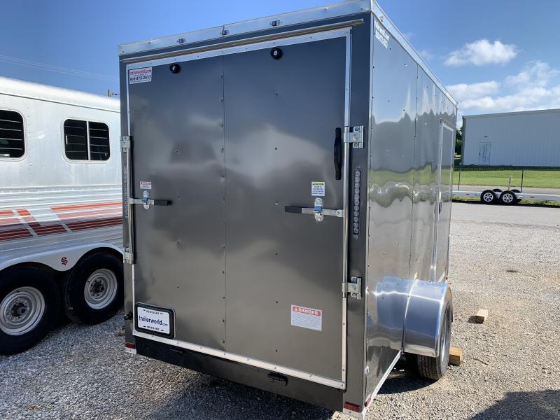 2021 26762 6 x 12'SA Enclosed Cargo Trailer