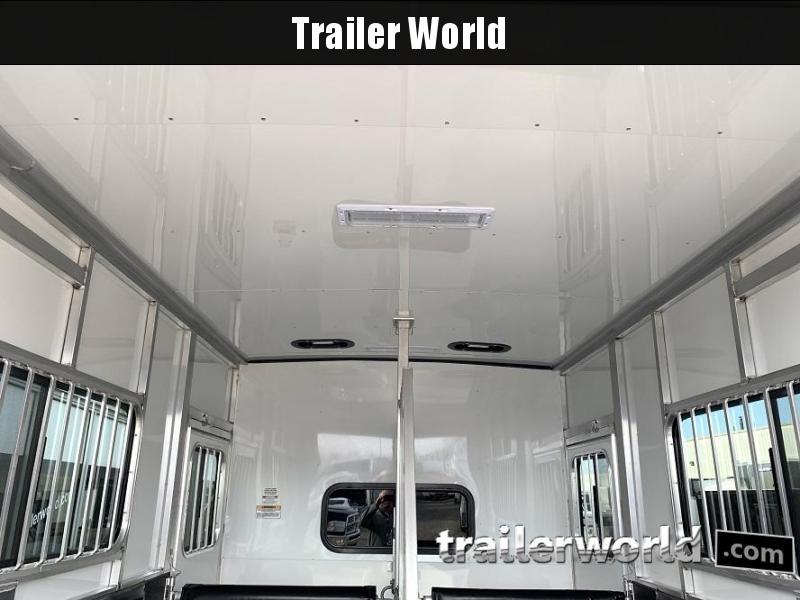 2021 Sundowner Charter  BP TR SE 2 Horse Bumper Pull Trailer