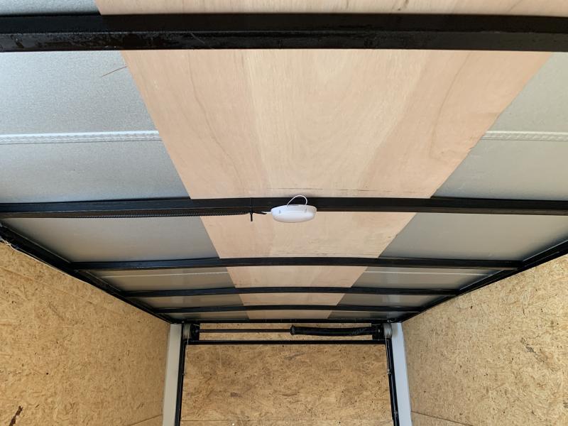 2022 76529 6 x 12SA Enclosed Cargo Trailer