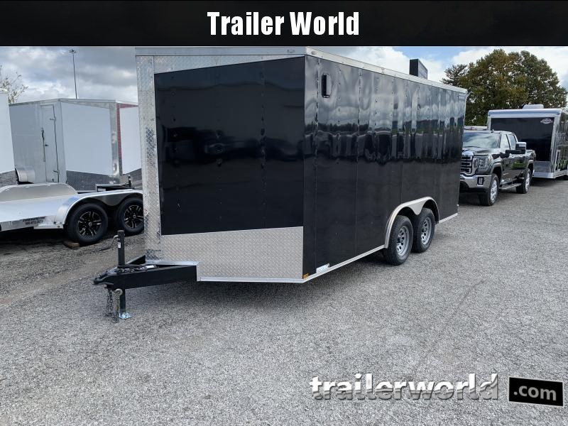 2021 Lark 8.5X16TA Enclosed Cargo Trailer