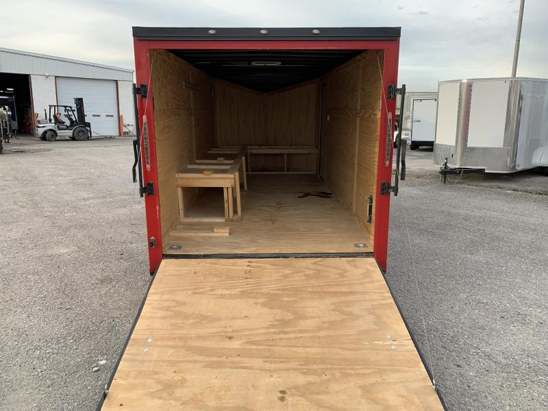 2019 Spartan Cargo SP7X16TA Enclosed Cargo Trailer