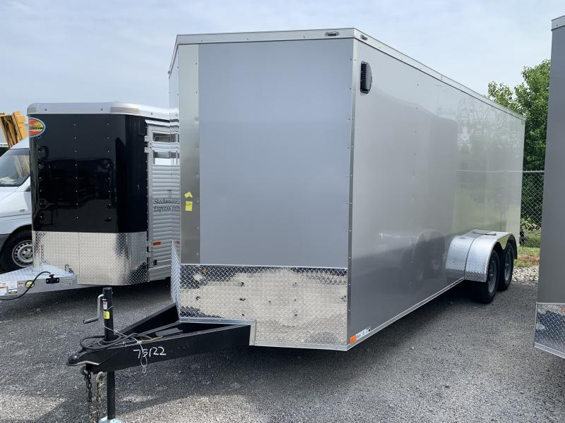 2021 75122 7X20TA Enclosed Cargo Trailer