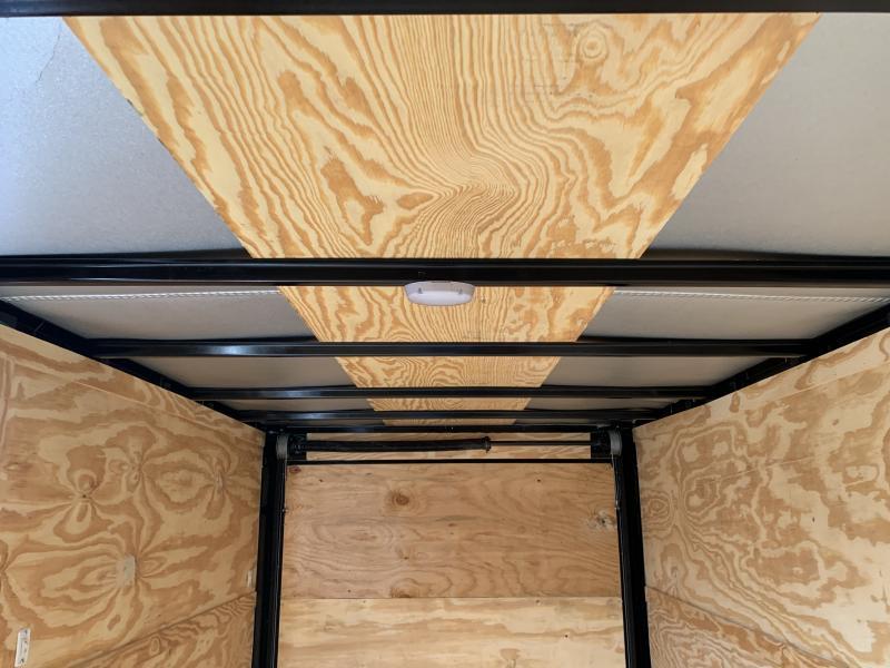 2022 76003 6 x 12'SA Enclosed Cargo Trailer